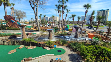 Big Kahuna's Tropical Mini Golf