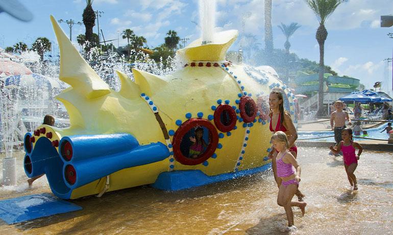 Big Kahuna's Yellow Submarine