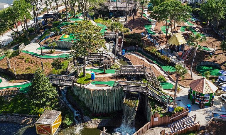Big Kahuna's Adventure Park